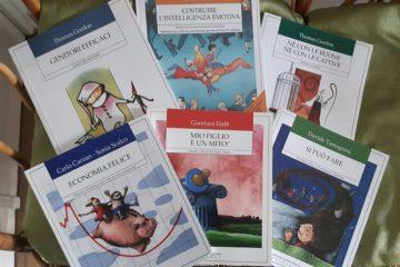 alcuni libri di Ed La Meridiana in prestito e in vendita per i soci